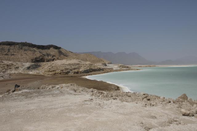 République de Djibouti : lac Assal [بحيرة عسل], Pouyllau Stéphane
