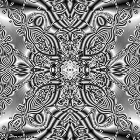 Visualisation artistique de Ph(Zeta), Colonna Jean-François