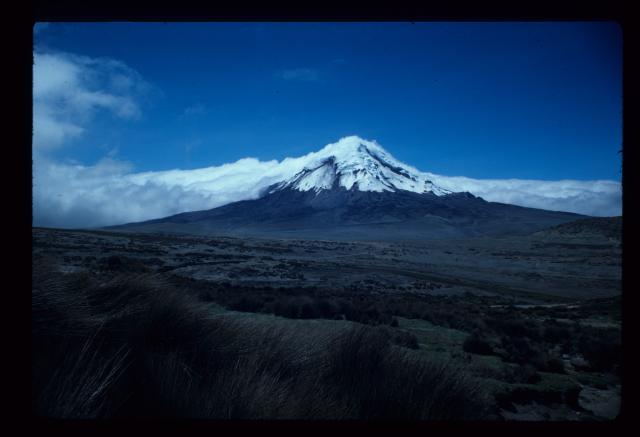 Équateur : Province de Chimborazo : Chimborazo (6310 mètres), Deler Jean-Paul
