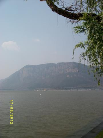 Dianchi Lake, François Gipouloux
