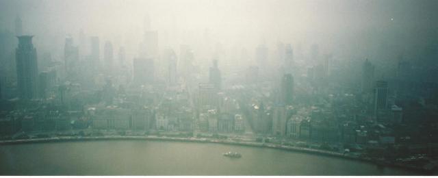 Shanghai landmark, Goulard Sébastien