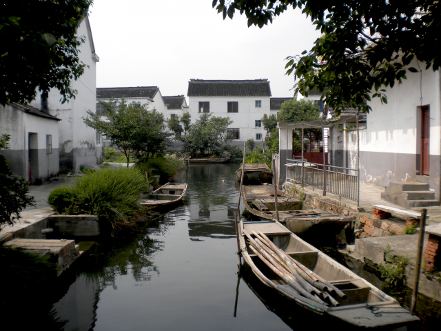 A rural regeneration project in the north of Suzhou, Giulio Verdini