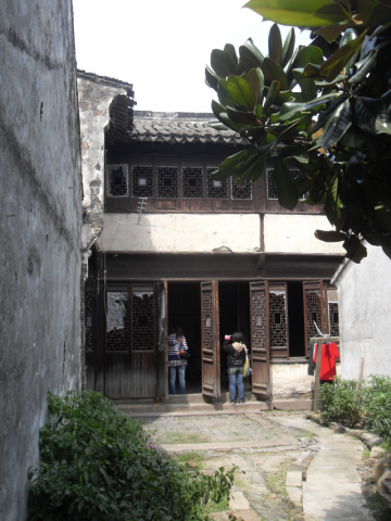 The old dentist house in Jinshi Village, Suzhou., Giulio Verdini