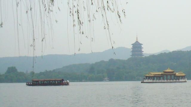 Hangzhou West lake, China, Goulard Sébastien