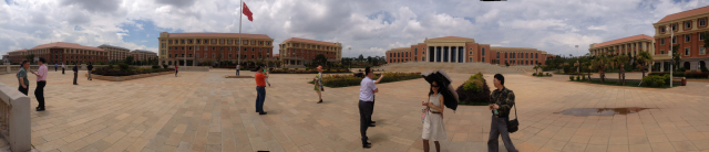 Yunnan University New Campus, Elosua Miguel