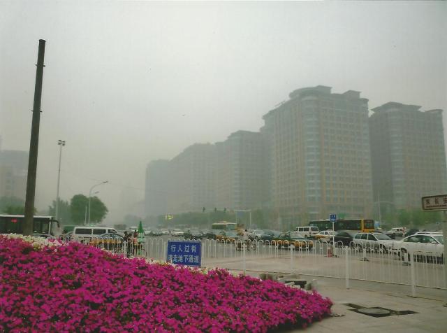 Air pollution in Beijing, Goulard Sébastien