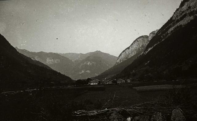 France : Alpes : Rhône-Alpes : Haute-Savoie : Vallée du Giffre
