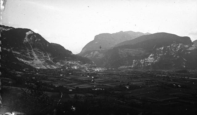 France : Alpes : Rhône-Alpes : Haute-Savoie : Le bassin de Bonneville