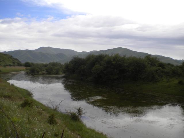 Rma chu (Fleuve Jaune) à proximité de Chukhama, 3., De Heering Xénia