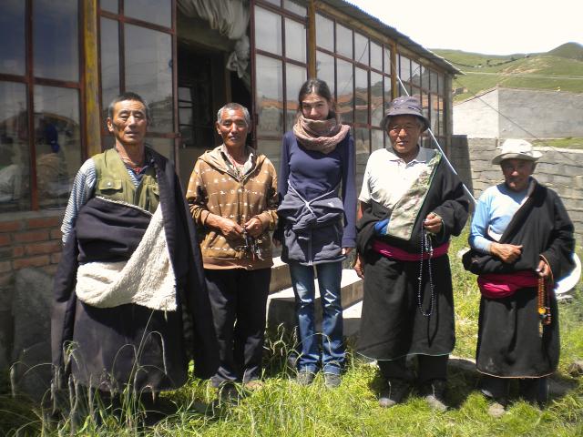 A Chukhama: trois cousins de Nagtsang Nülo et Tshe kho., De Heering Xénia