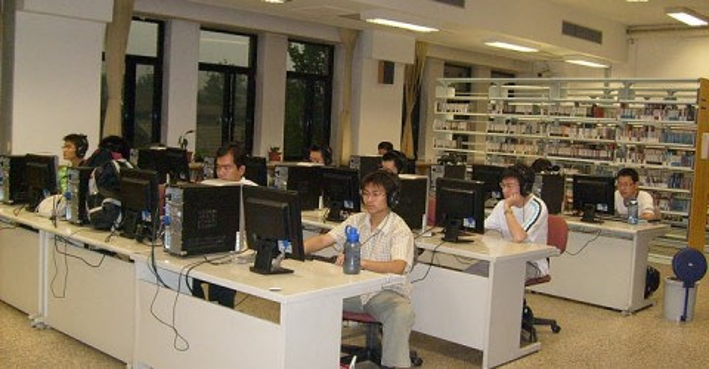 Bibliothèque de l'Université Tsinghua, Nivard Jacqueline