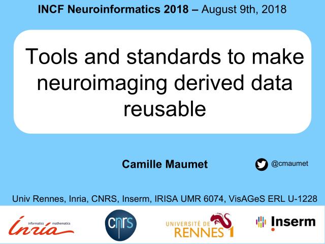 Neuroinformatics 2018